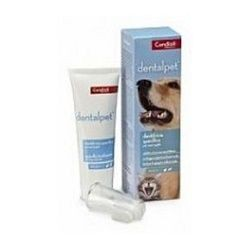 DENTALPET DENTIF TUBO 50ML