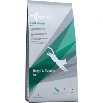 WEIGHT&DIABETIC WRD CAT 500G