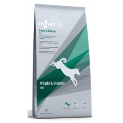 TROVET WEIGHT&DIABETIC DOG/OBESIT WRD 1,5 Kg