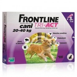 FRONTLINE TRI-ACT 3PIP 4ML