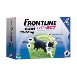 FRONTLINE TRI-ACT 6PIP 2ML