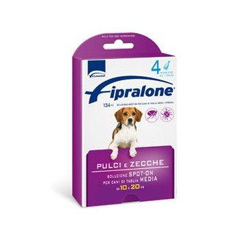 FIPRALONE SPOTON 4PIP134MG CME