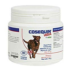 COSEQUIN ULTRA LG DOGS 80CPR