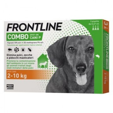 FRONTLINE COMBO SP.C 3PIP 0,67
