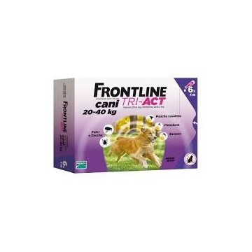 FRONTLINE TRI-ACT 6PIP 4ML